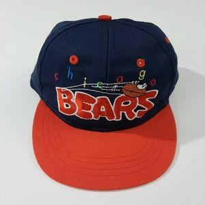 VTG Chicago Bears Youth Snapback Hat